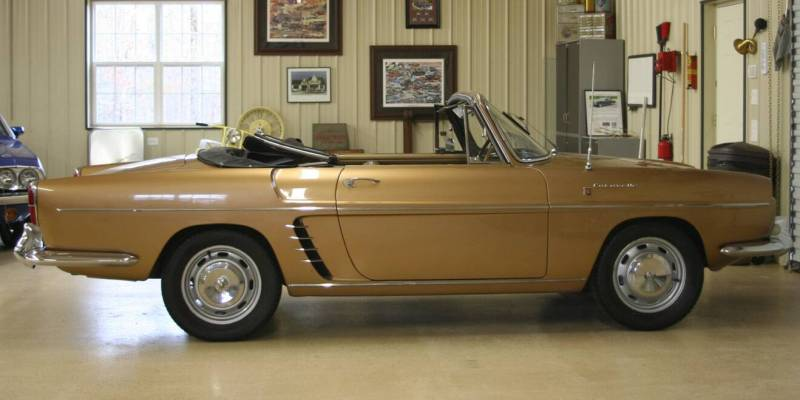 renault caravelle convertible #4