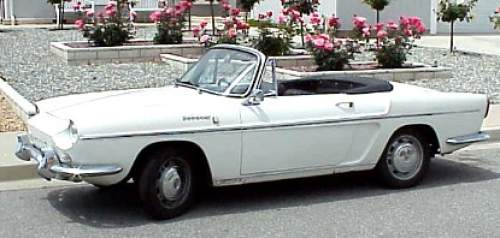 renault caravelle convertible #7