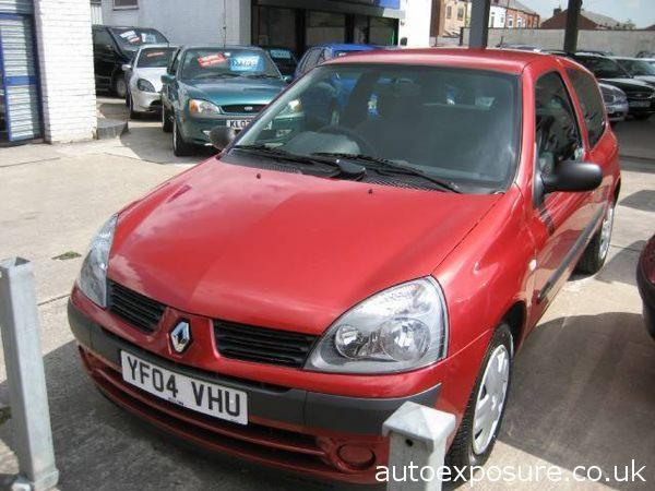 renault clio 1.2 authentique-pic. 3