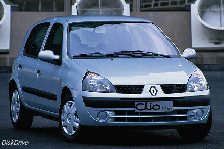 renault clio 1.4 16v expression-pic. 2