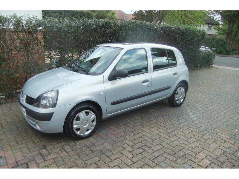 renault clio 1.4 16v expression-pic. 3