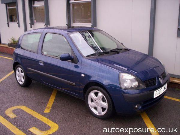 renault clio 1.6 dynamic-pic. 2