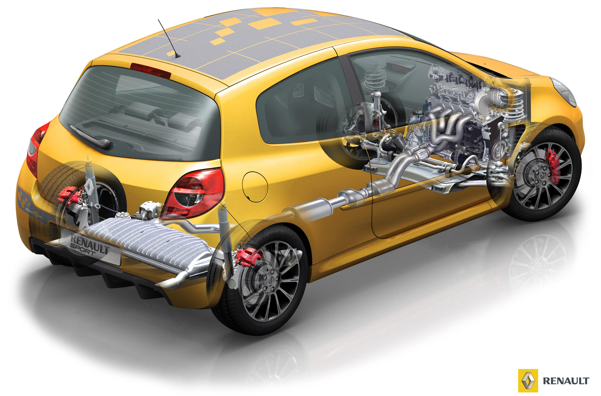 renault clio renault sport photos and comments www. Black Bedroom Furniture Sets. Home Design Ideas