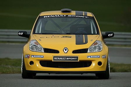 renault clio sport cup #6