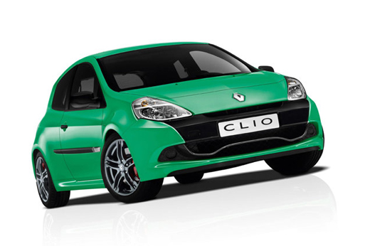 renault clio sport cup #7