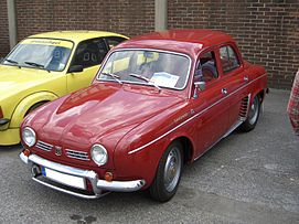 renault dauphine-pic. 1