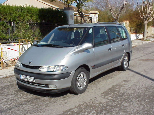 renault espace 3 0 v6 24v photos and comments. Black Bedroom Furniture Sets. Home Design Ideas