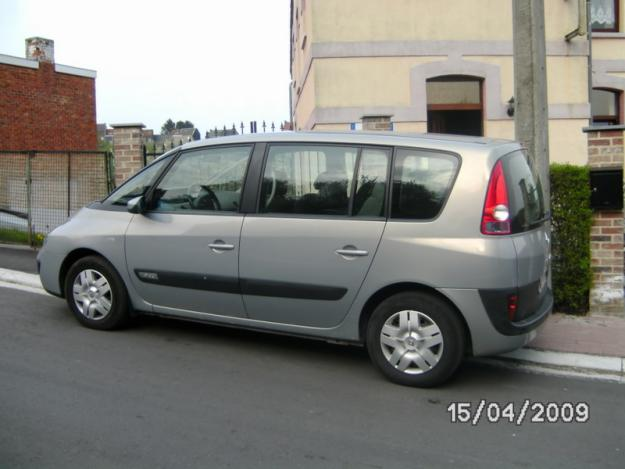 renault espace iv 1 9 dci photos and comments. Black Bedroom Furniture Sets. Home Design Ideas