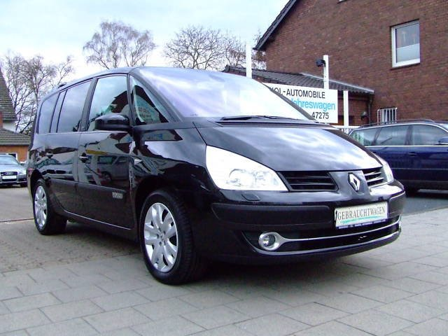 renault grand espace 2 0 dci fap photos and comments. Black Bedroom Furniture Sets. Home Design Ideas