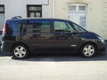 renault grand espace 3 0 dci privilege photos and comments. Black Bedroom Furniture Sets. Home Design Ideas