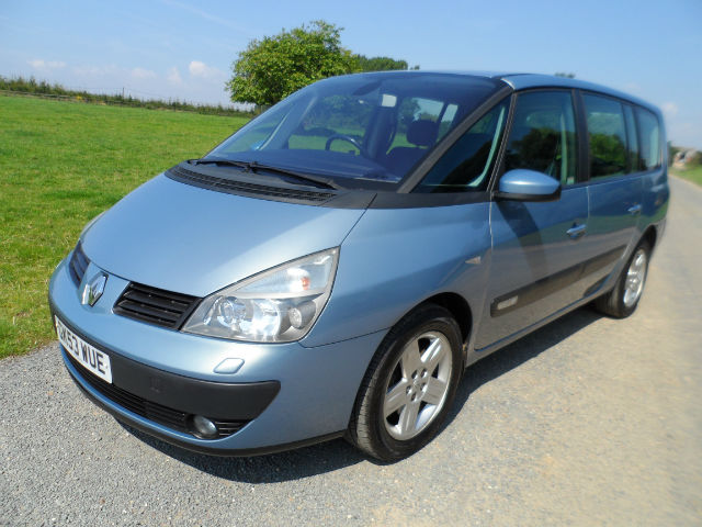 renault grand espace 3 5 photos and comments. Black Bedroom Furniture Sets. Home Design Ideas