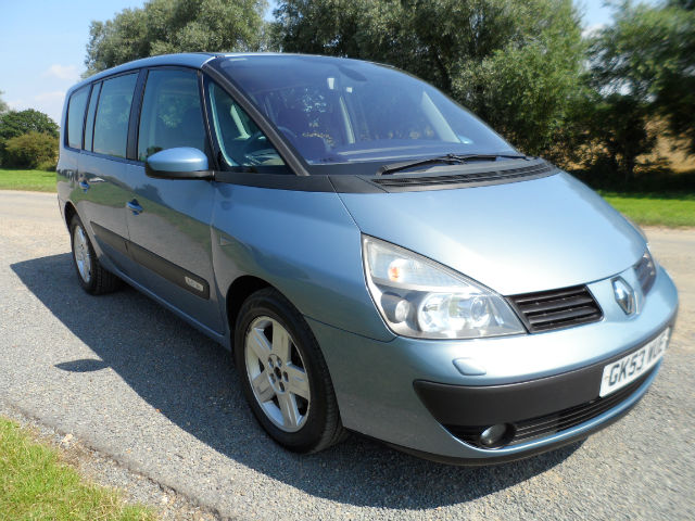renault grand espace 3 5 v6 photos and comments www. Black Bedroom Furniture Sets. Home Design Ideas