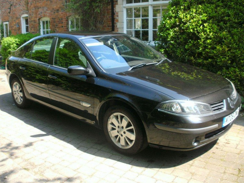 renault laguna 1 9 d photos and comments. Black Bedroom Furniture Sets. Home Design Ideas