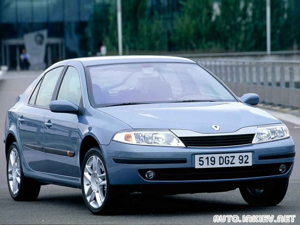 renault laguna ii 2 0 t photos and comments. Black Bedroom Furniture Sets. Home Design Ideas