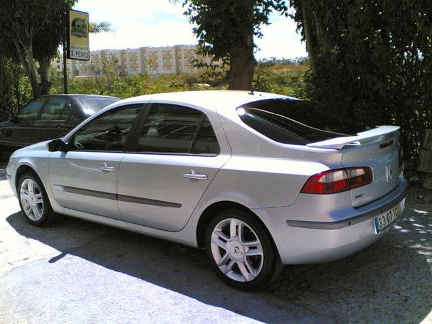 renault laguna ii 2 2 dci photos and comments. Black Bedroom Furniture Sets. Home Design Ideas