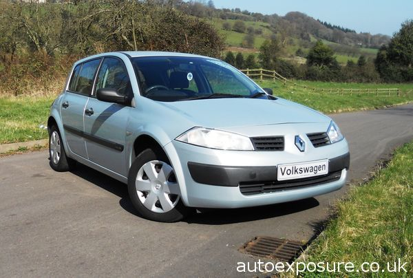 renault megane 1.4 16v authentique-pic. 3