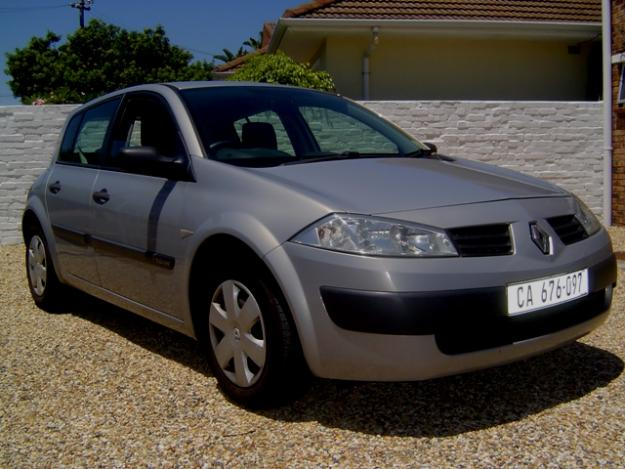 renault megane 1.6 authentique-pic. 3