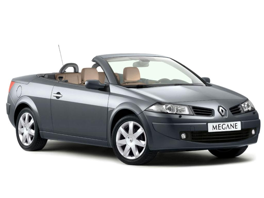 renault megane 2 0 cabriolet photos and comments www. Black Bedroom Furniture Sets. Home Design Ideas