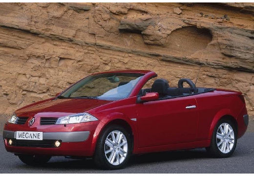 renault megane 2 0 coupe cabriolet photos and comments. Black Bedroom Furniture Sets. Home Design Ideas