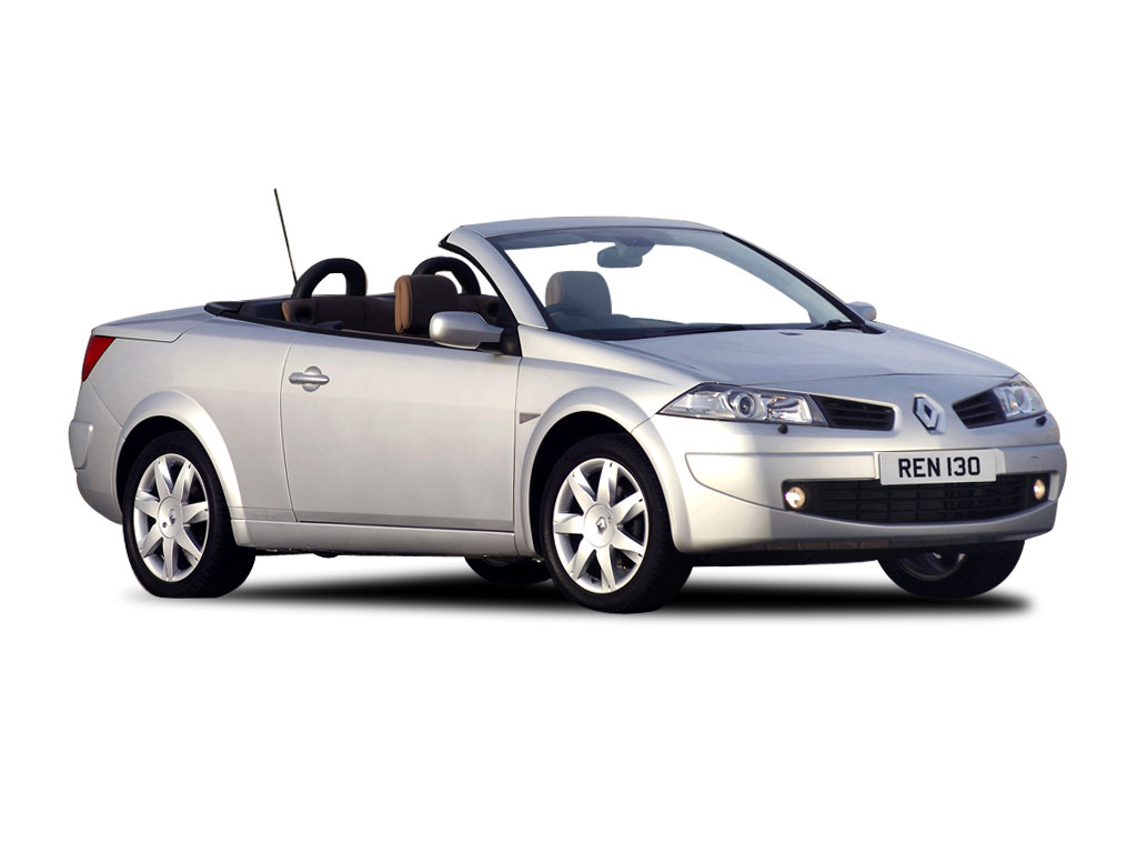 renault megane 2 0 turbo coupe cabriolet dynamique photos and comments. Black Bedroom Furniture Sets. Home Design Ideas