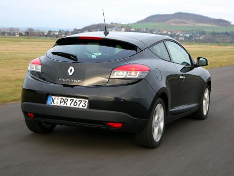 renault megane coupe tce 130 photos and comments www. Black Bedroom Furniture Sets. Home Design Ideas