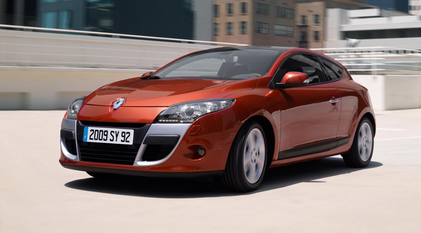 renault megane coupe tce 180 photos and comments. Black Bedroom Furniture Sets. Home Design Ideas