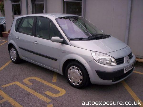 renault scenic 1.6 automatic-pic. 2