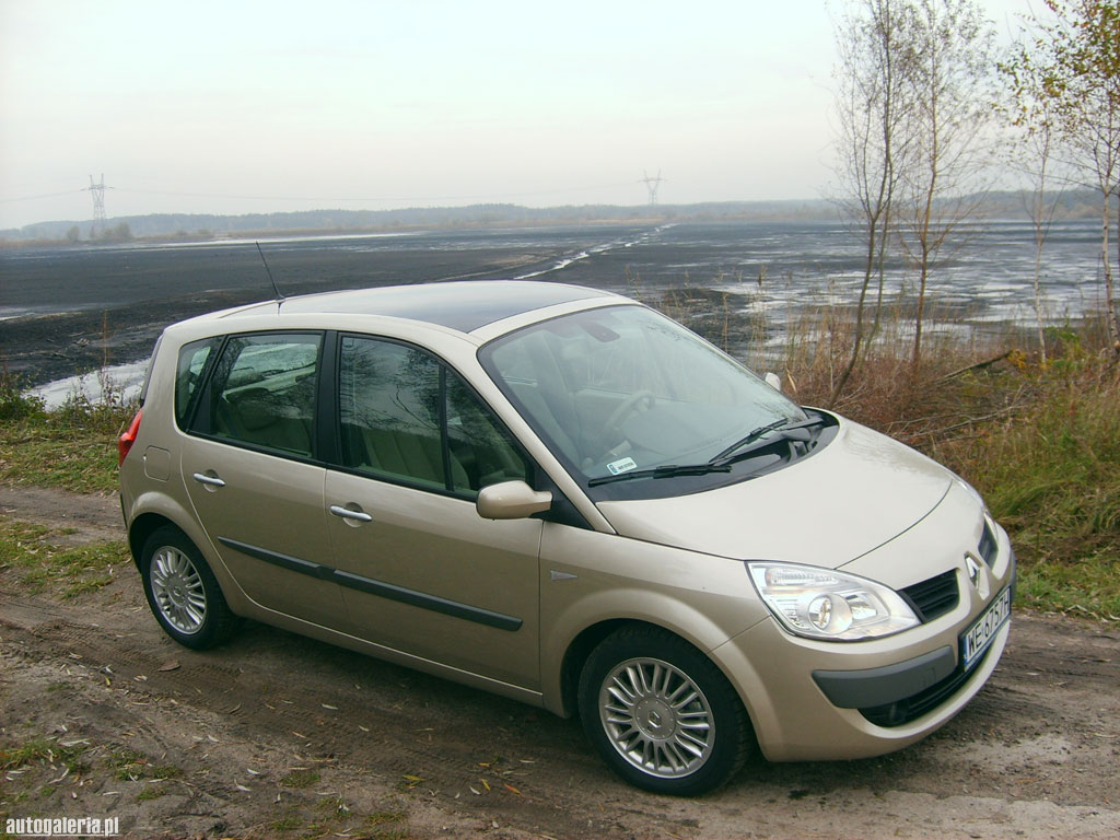 renault scenic 1 9 dci photos and comments. Black Bedroom Furniture Sets. Home Design Ideas