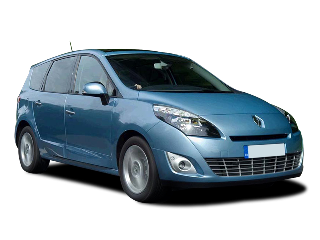 renault scenic 2 0 cvt photos and comments. Black Bedroom Furniture Sets. Home Design Ideas