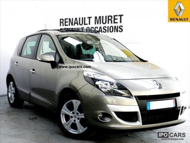 renault scenic dci 130 fap photos and comments. Black Bedroom Furniture Sets. Home Design Ideas