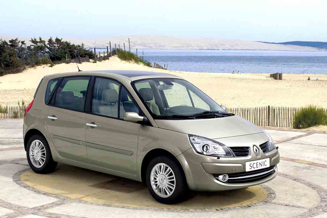modifications of renault scenic. Black Bedroom Furniture Sets. Home Design Ideas