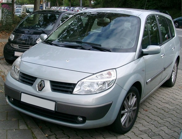 renault scenic ii 1 9 dci photos and comments. Black Bedroom Furniture Sets. Home Design Ideas