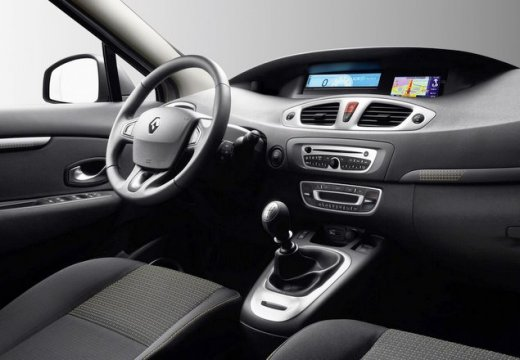 renault scenic tce 130 photos and comments. Black Bedroom Furniture Sets. Home Design Ideas