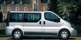renault trafic 1.9dci #5