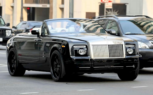 rolls-royce phantom drophead coupe-pic. 1