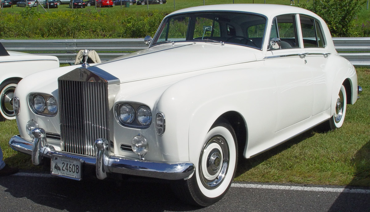 rolls-royce phantom v #2