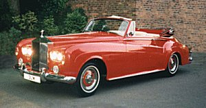 rolls-royce silver cloud iii convertible-pic. 2
