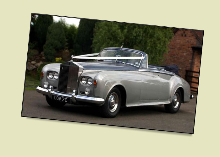 rolls-royce silver cloud iii convertible-pic. 3