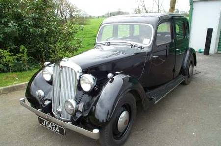 rover 12 hp-pic. 1