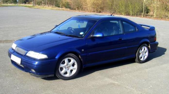 rover 200 coupe #5