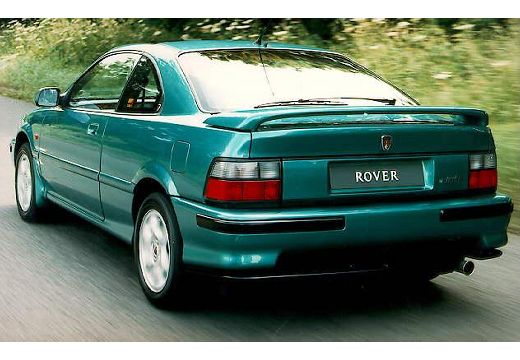 rover 200 coupe #6