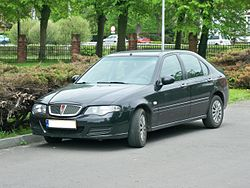 rover 400-pic. 1