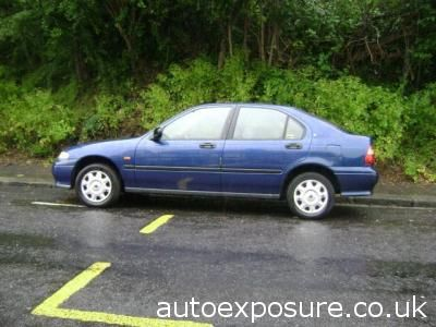 rover 400 414 si-pic. 2