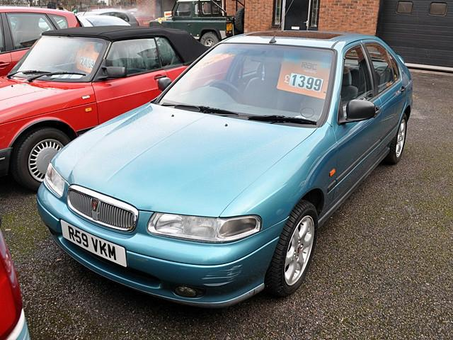rover 400 414 si-pic. 3