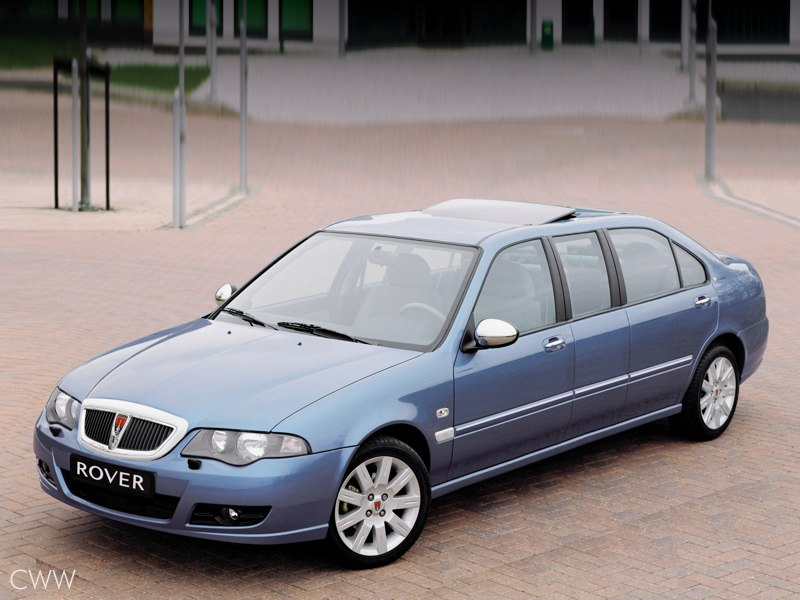 rover 45-pic. 3