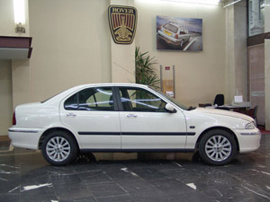rover 45 1.6-pic. 1