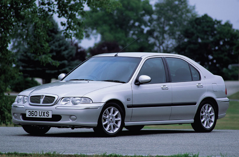 rover 45 1.6-pic. 3