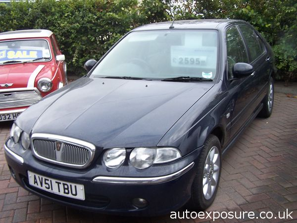 rover 45 2.0 td-pic. 2