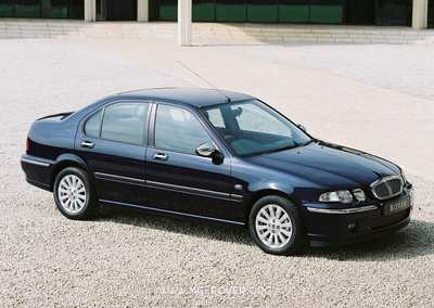 rover 45 saloon-pic. 1