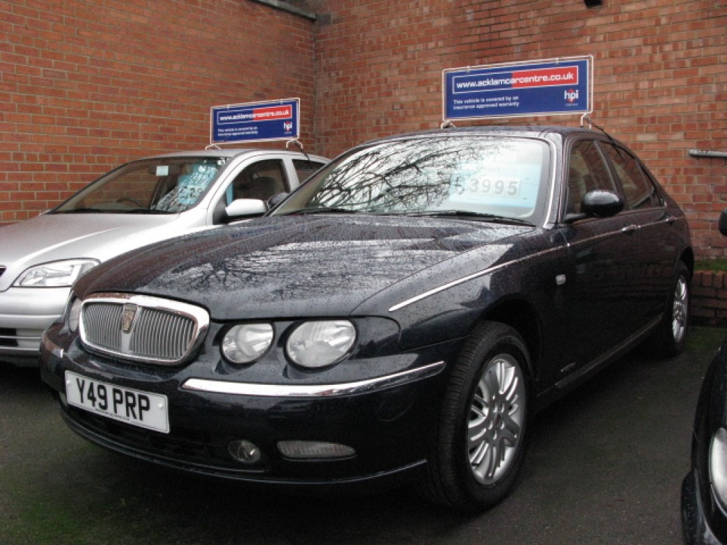 rover 75 1.8-pic. 3